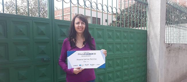 Entrevista a Bianca Azucena Germán Ramírez, una de las ganadoras del concurso PHotoFUNIBER en la categoría Patrimonio