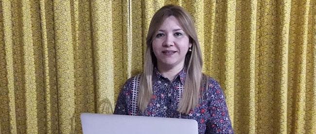 Entrevista a Catalina Elizabeth Benítez Ramírez, estudiante de Paraguay becada por FUNIBER