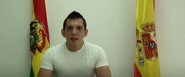 Opinión de Juan Marco Rojas Molina, estudiante boliviano becado por FUNIBER