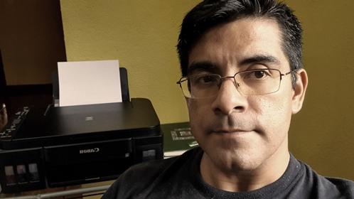 Entrevista a Luis Alberto Mena Solano, estudiante de Guatemala becado por FUNIBER