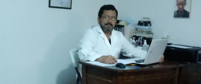 Entrevista a René Canizalez Menéndez, estudiante de la Maestría en Psicología Clínica y de la Salud