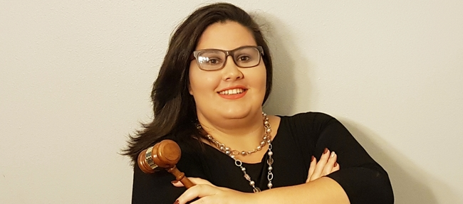 Entrevista a Andrea Proenza, mención especial a mejor oradora en la pasada edición de la Liga de Debate