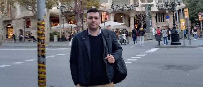 Entrevista a Jorge Javier Aira, estudiante argentino becado por FUNIBER