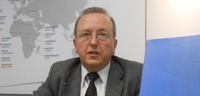 Entrevista al Dr. Alberto Gaspar Vera en el 15 aniversario del Departamento Académico de Proyectos de FUNIBER (DAP)