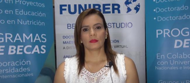 Entrevista a Mariella Georgelina Chagerben Barcos, estudiante ecuatoriana becada por FUNIBER