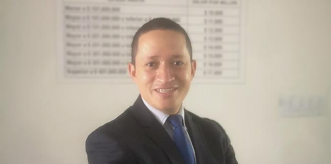 Entrevista a David Molano, estudiante colombiano del MBA semipresencial