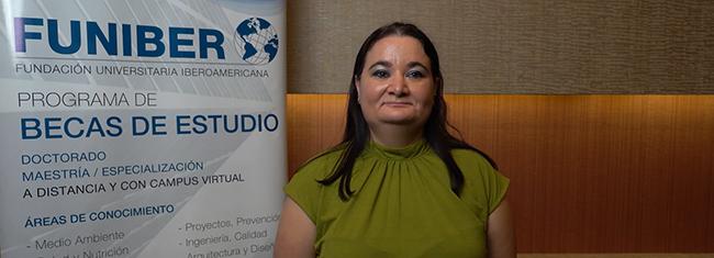 Entrevista a Linneth Alfaro Cordero, estudiante costarricense becada por FUNIBER