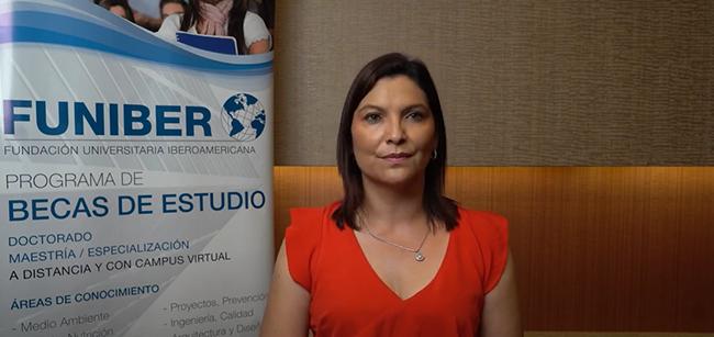 Entrevista a Paula Monge, estudiante de Costa Rica becada por FUNIBER