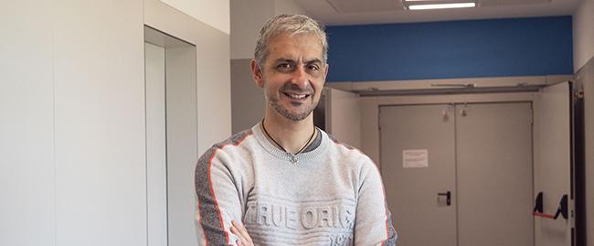 Entrevista al director de la Maestría en Neuropsicología, Sergio Castaño